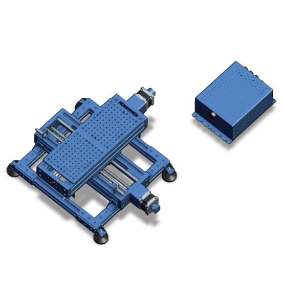 2-Axis High Precision Linear Actuator