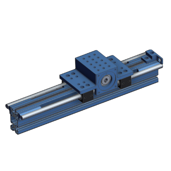 Rack And Pinion >> 350mm Rack Pinion Actuator Vention